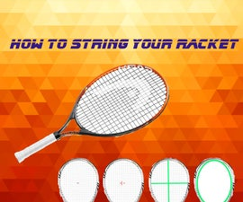 How to String Your Tennis Racquet