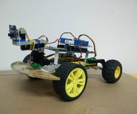 OBSTACLE SENSING AND AVOIDANCE ROVER