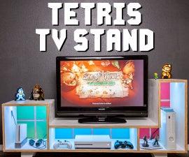 Tetris TV Stand