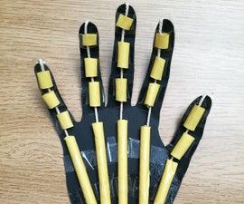 Mechanical Paper Hands