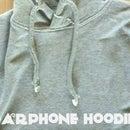 Drawstring earphones
