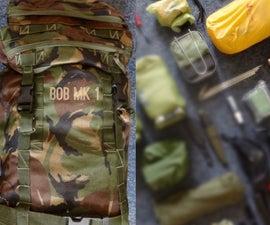Bug Out Bag MK1