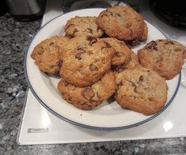 Texas Chocolate Chip Cookies