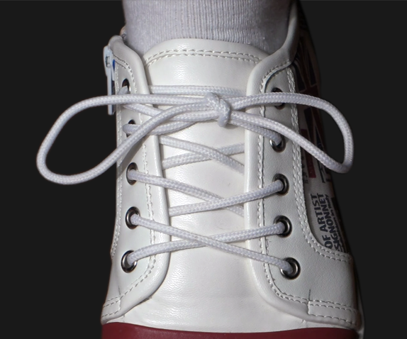 2ea665f6e7f7 Ukrainian Lacing  11 Steps (with Pictures)