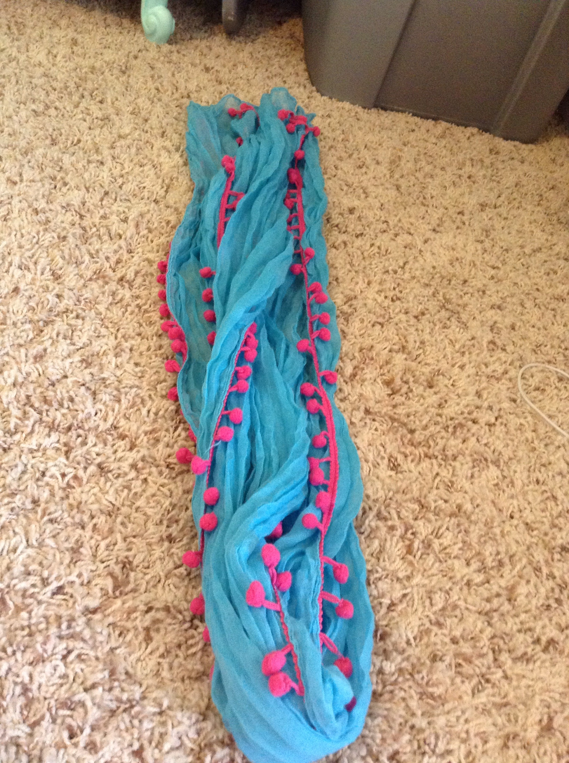 Picture of The First Scarf