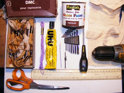Materials and Tools Used