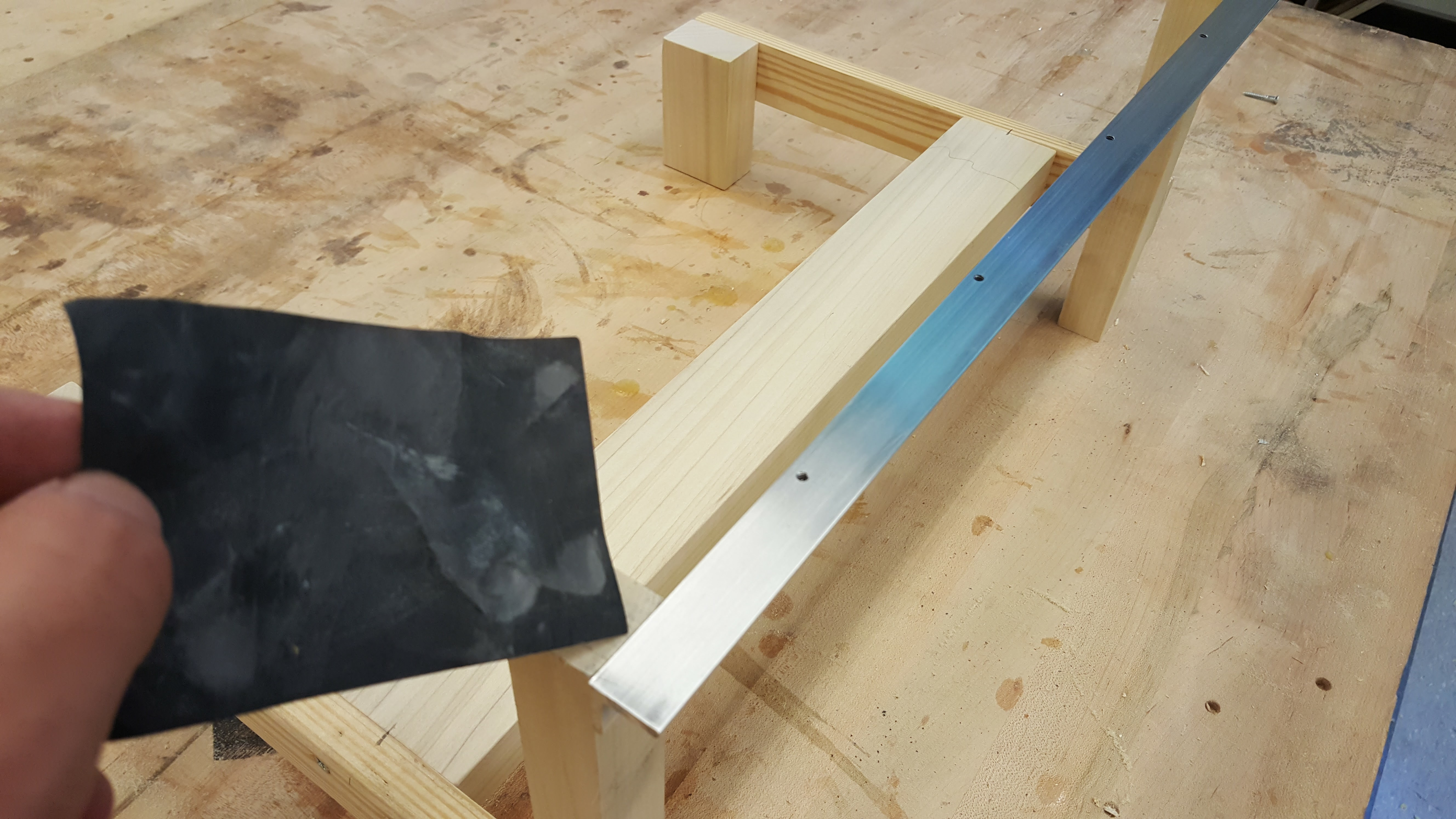 Picture of Attaching the Mounting Bar