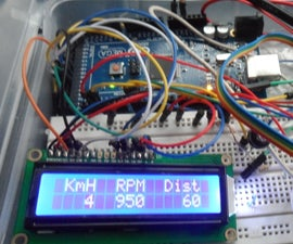 Car datta logger Using OBD II protocol (atmega 2560+ SD card + lcd 16x2)