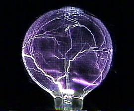 Make your own Lightning Globe!