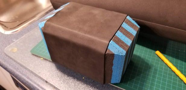 Wrap With Craft Foam