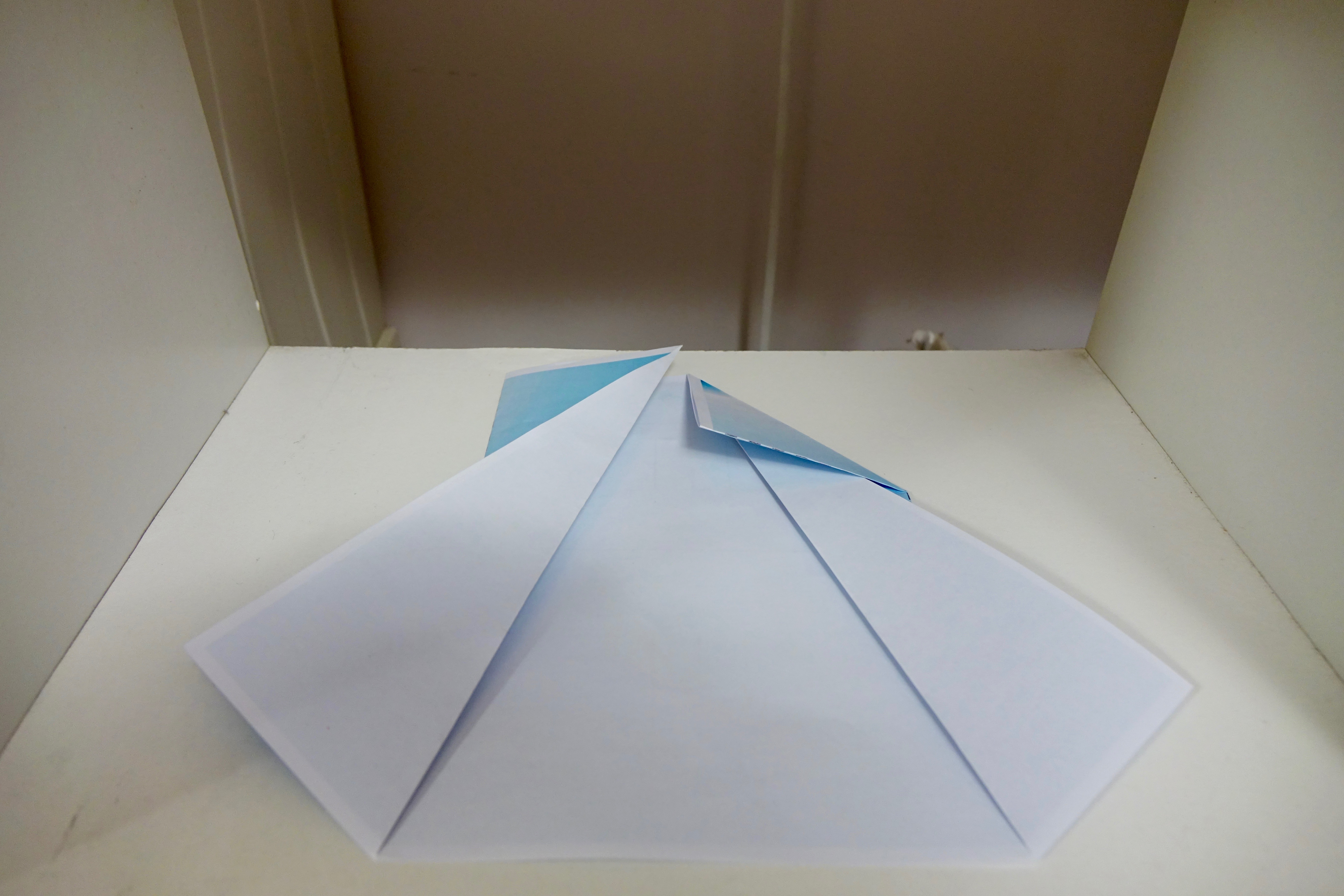 Picture of Fold Lines 3a & 3b