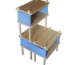 Modular furniture system