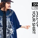 DIY1703 - JAZZ-UP YOUR SHIRT