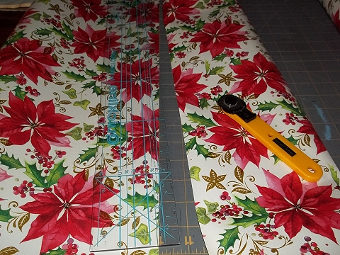 Picture of Cut Wrapping Paper
