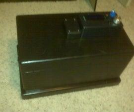 Arduino powered hangman giftbox/lockbox