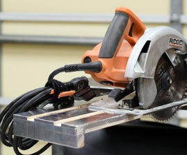 How to Make a Track Saw Guide for a Circular Saw