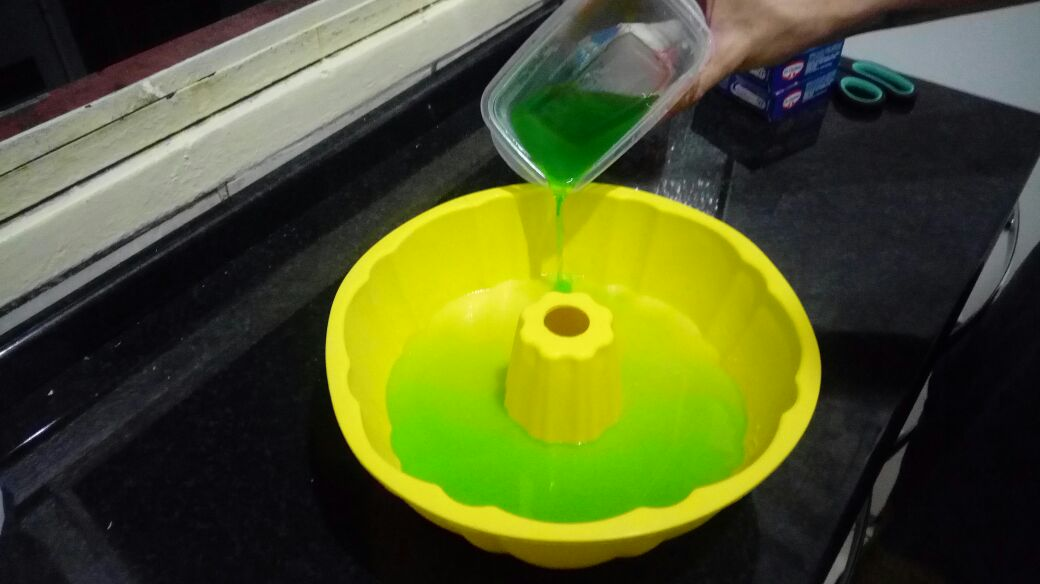 Picture of Green Jelly!