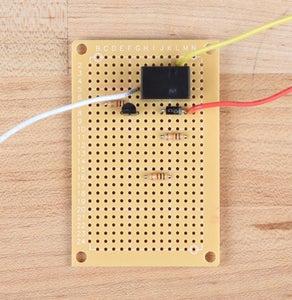 Solder Off-board Wires