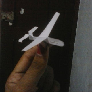 Mini Staple Sailplane