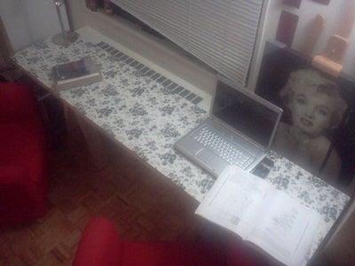 Building a Budget Desk
