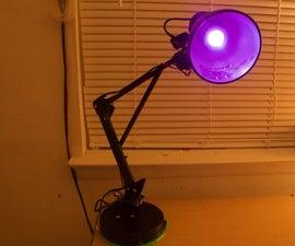 SLAMP( Smart Lamp )