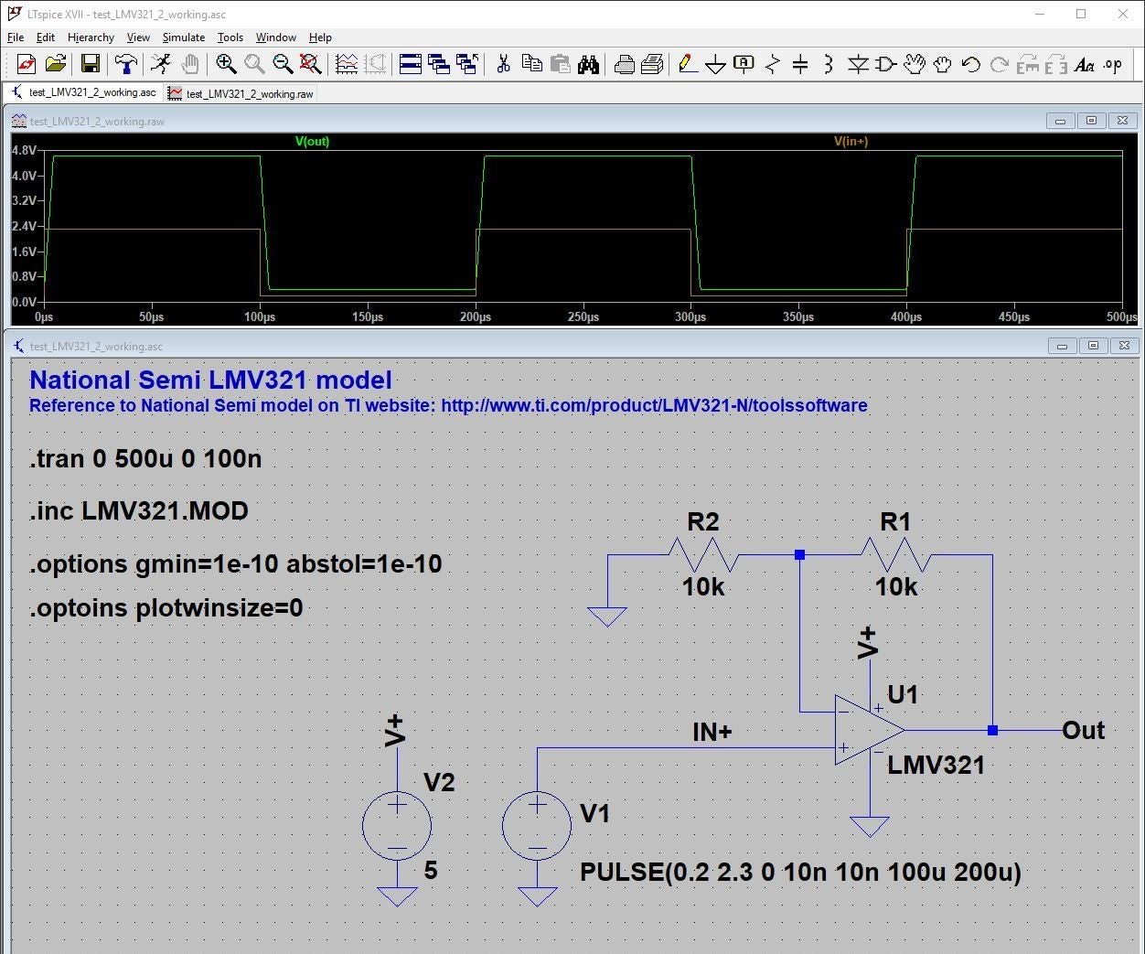 Ltspgt 4 1 Experimenting With Feedback And Crossover Distortion Circuitshome Cmos Integrated Circuit Simulation Ltspice Pages 51 100 Text Version Fliphtml5