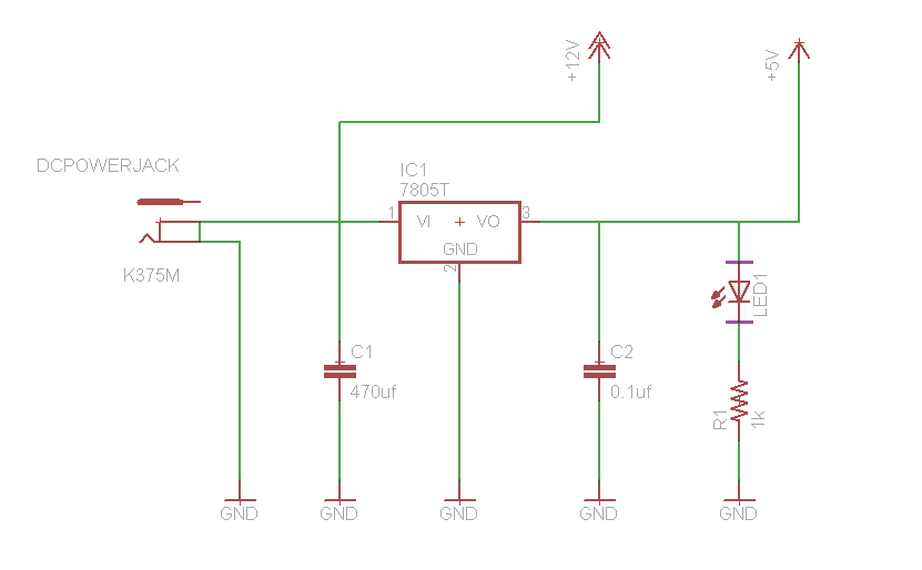 Picture of Making the Robot: Power Supply