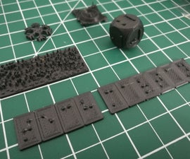 3D Printing Visual Aids for the Vision-Impaired