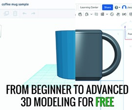From Beginner to Advanced 3D Modeling for Free