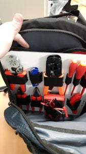 Backpack Organiser