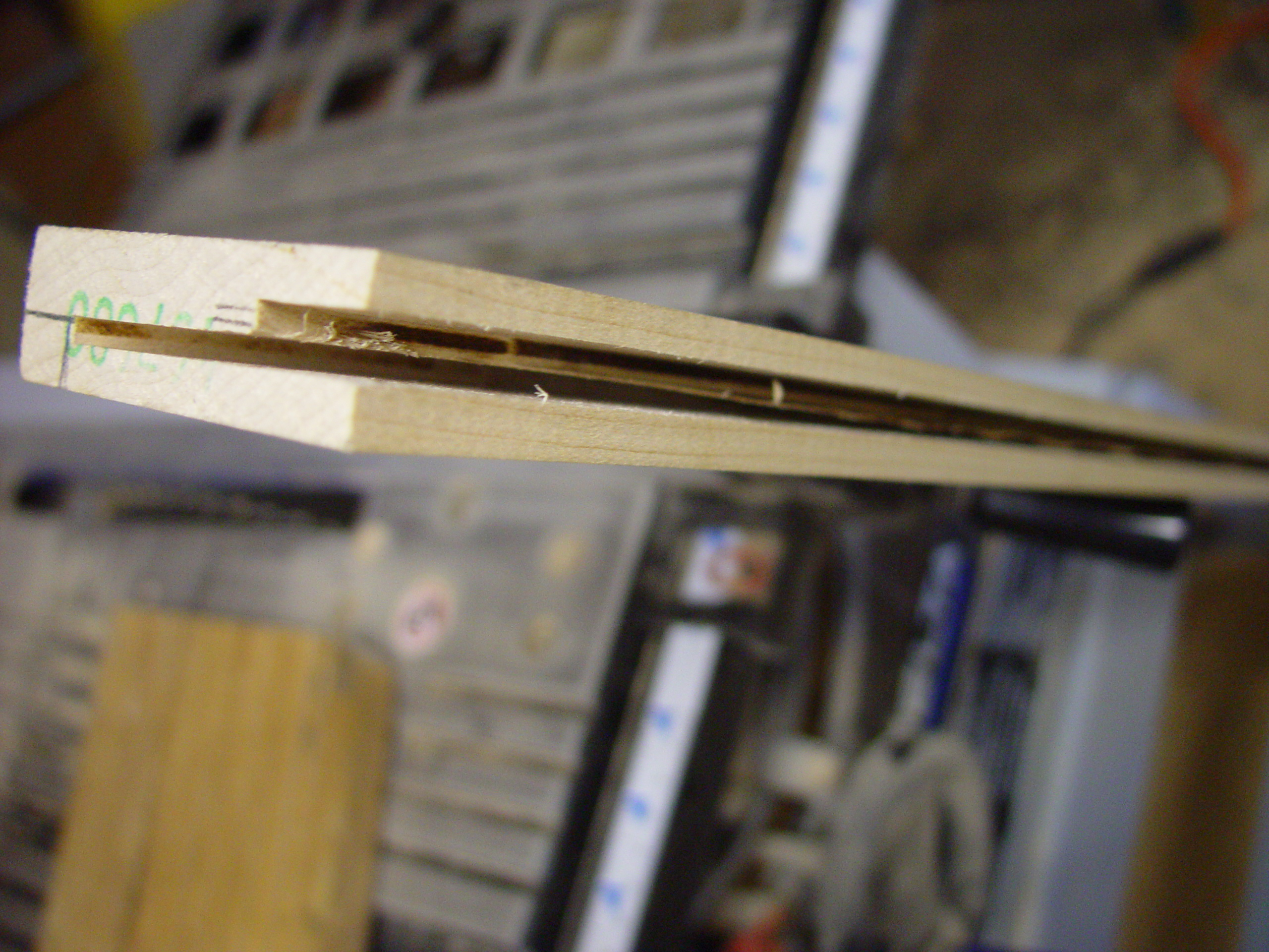 Picture of Making/Finishing  the Frame Molding