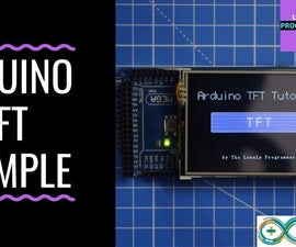Arduino TFT Interfacing Basics