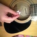 Homemade Guitar Pick