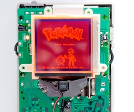Gameboy Backlight Installation Video