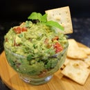 Honey-Mustard Guacamole | Josh Pan