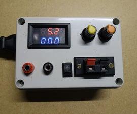 CC/CV Power Supply