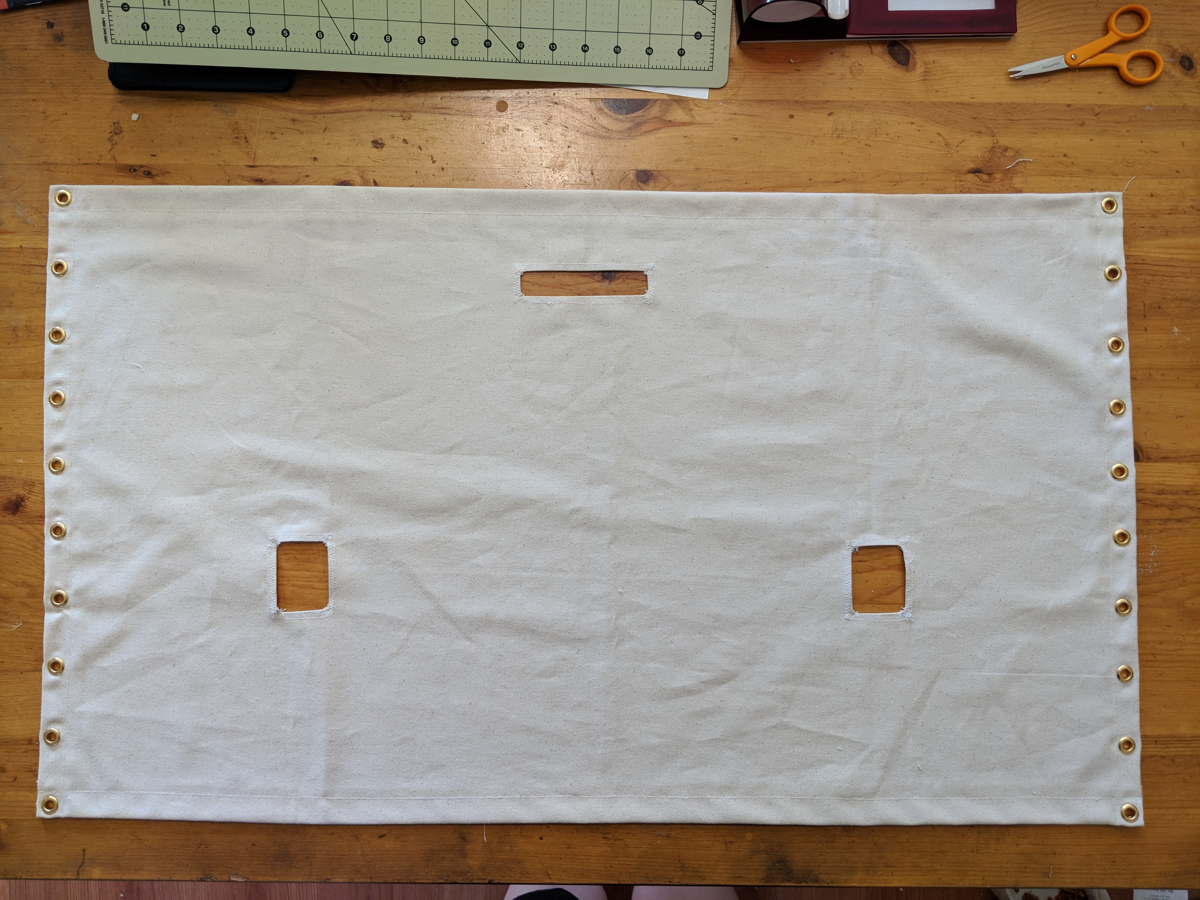 Picture of Canvas Skirt