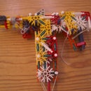 KNEX UZI FIRING RACK LOADING CLIPS OF 6 OR 10