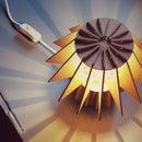 Lampe De Chevet CNC Radial