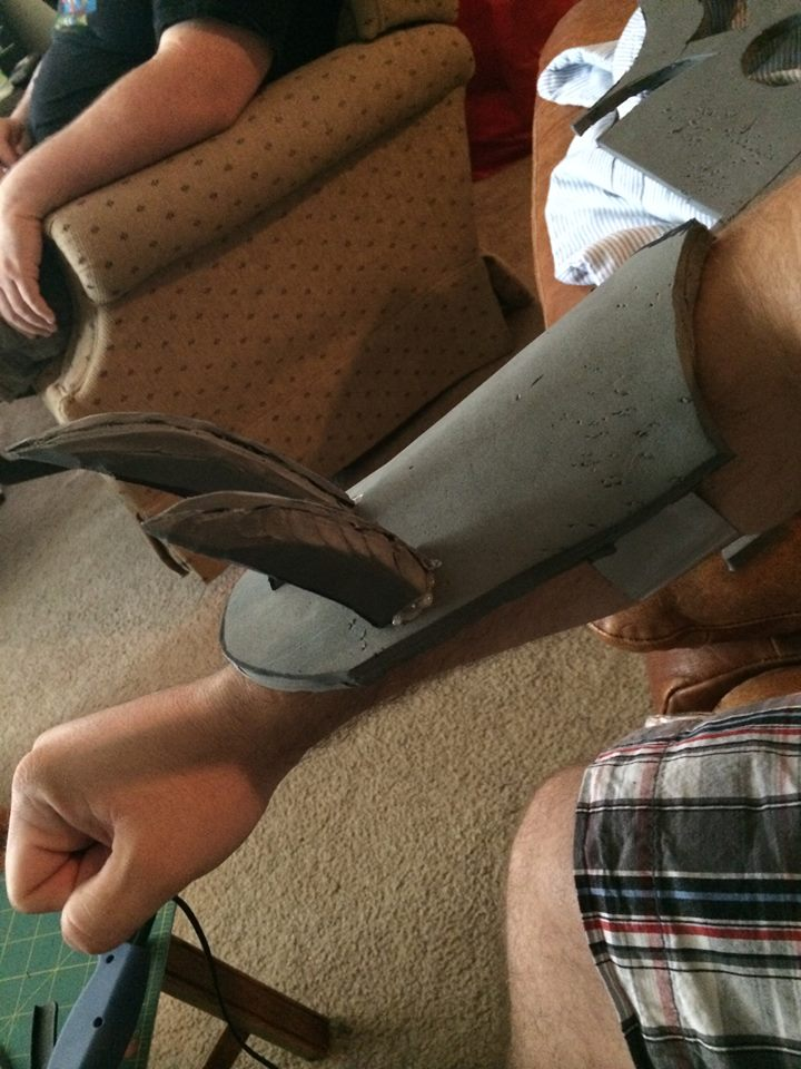 Picture of Starting Out - Gauntlets