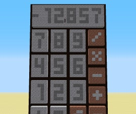 Minecraft Command Block Calculator