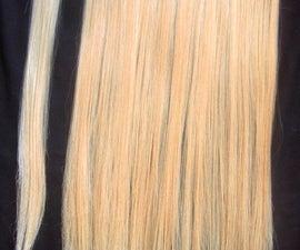 DIY Clip-In Hair Extensions