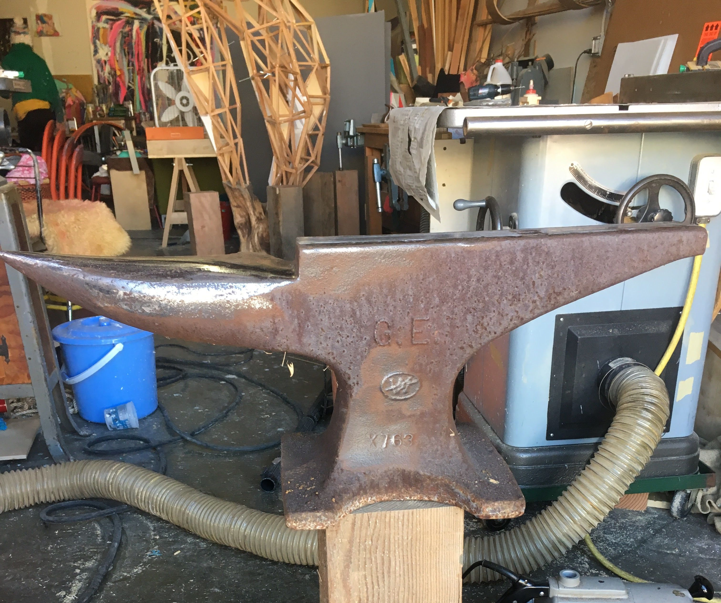 Anvil Restoration and Hardening (with Pictures)