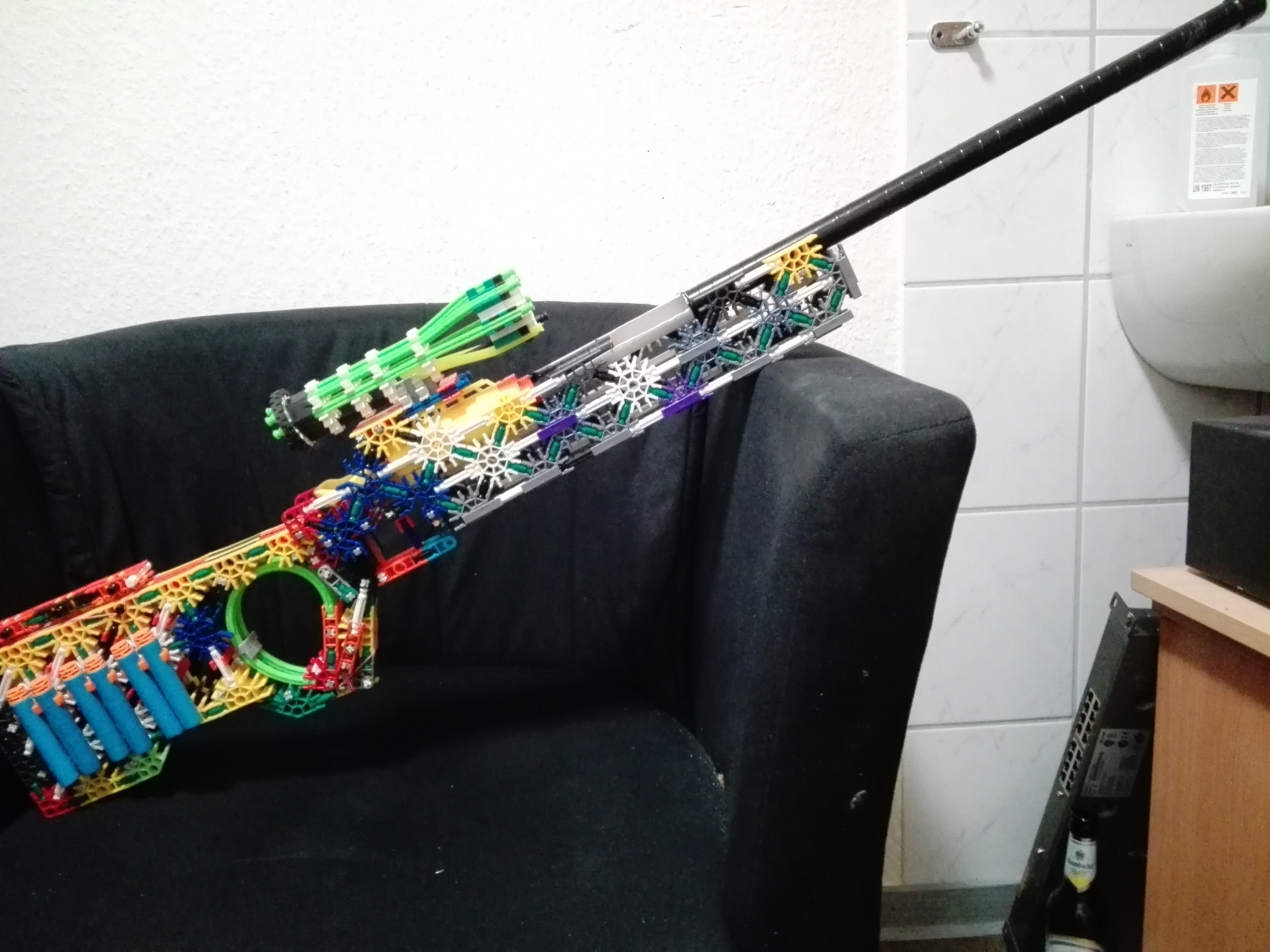 Picture of Knex K-Force AWP/L96 (kinda)