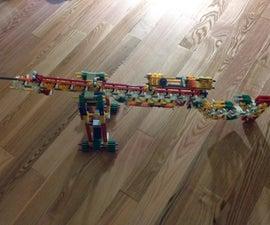 Knex Bolt Action Sniper