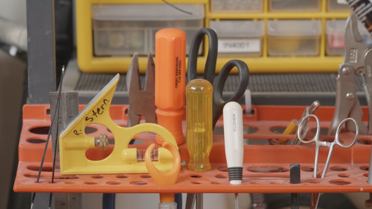 Small Tools Storage