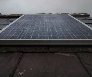 One Person Solar Panel Installation Kit