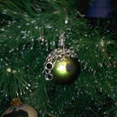 chainmail Christmas ornament