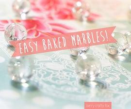 Lets Bake Some Marbles!