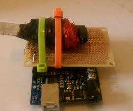 Arduino Magstripe Emulator